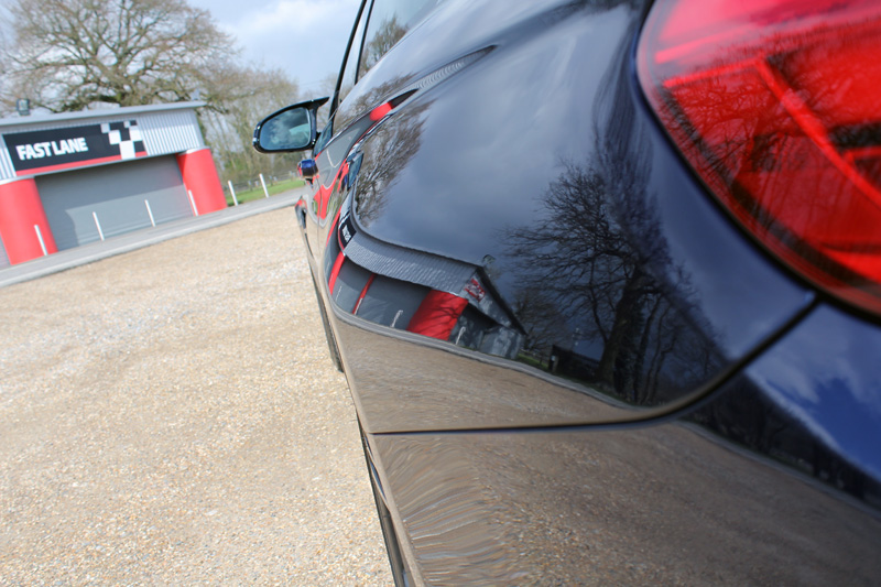 BMW M4 Coupe New Car Protection Treatment
