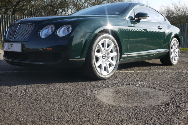 Bentley GT - Swissvax 'Swissvax Best of Show' at Ultimate Detailing Studio