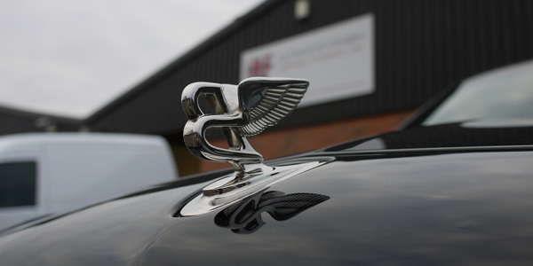 Ultimate Detailing Studio - Bentley Mulsanne