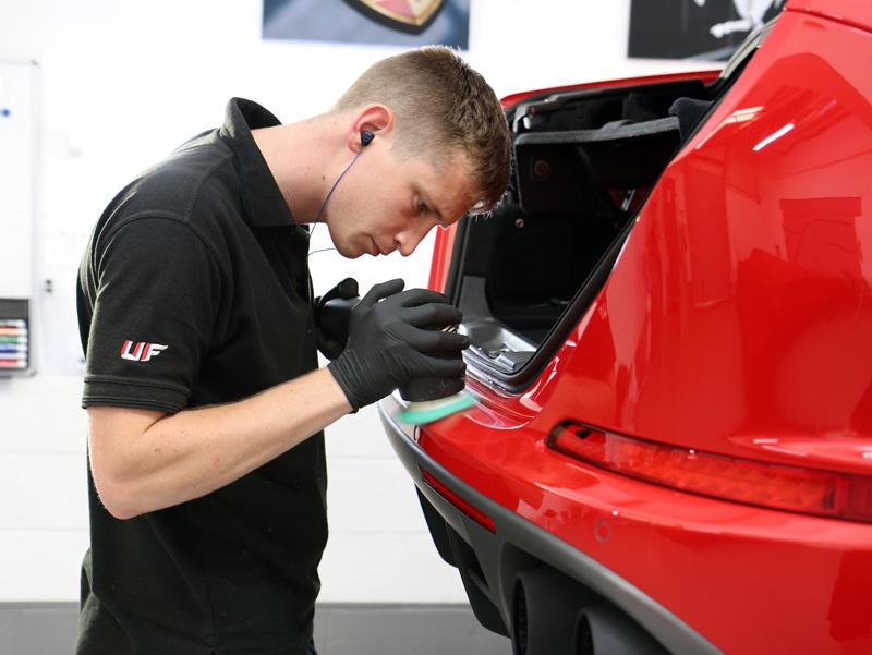 2016 Ferrari California T 'Handling Speciale' - Gloss Enhancement Treatment