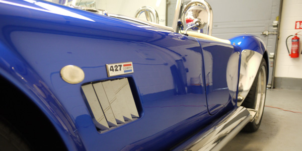 AK 427 AC Cobra at Ultimate Detailing Studio