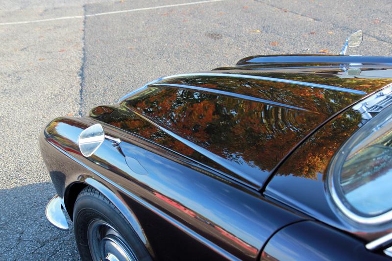 Daimler Sovereign - Gloss Enhancement Treatment
