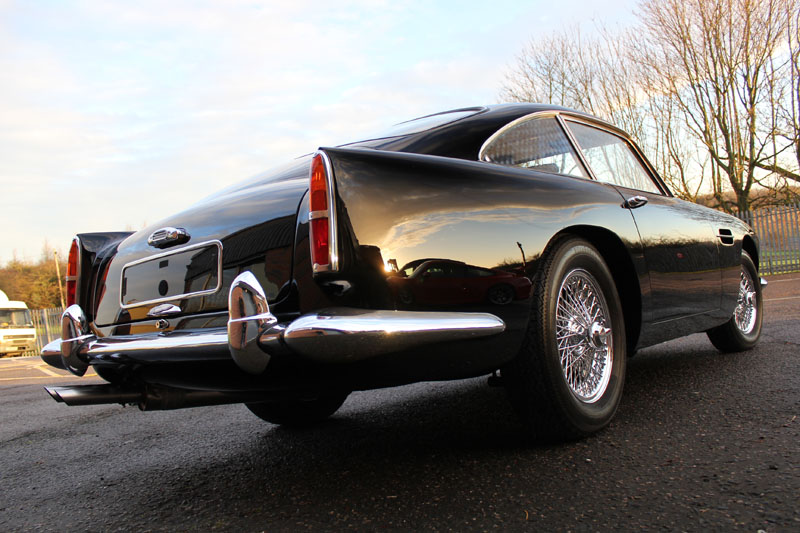 Aston Martin DB4 - Refining A Classic