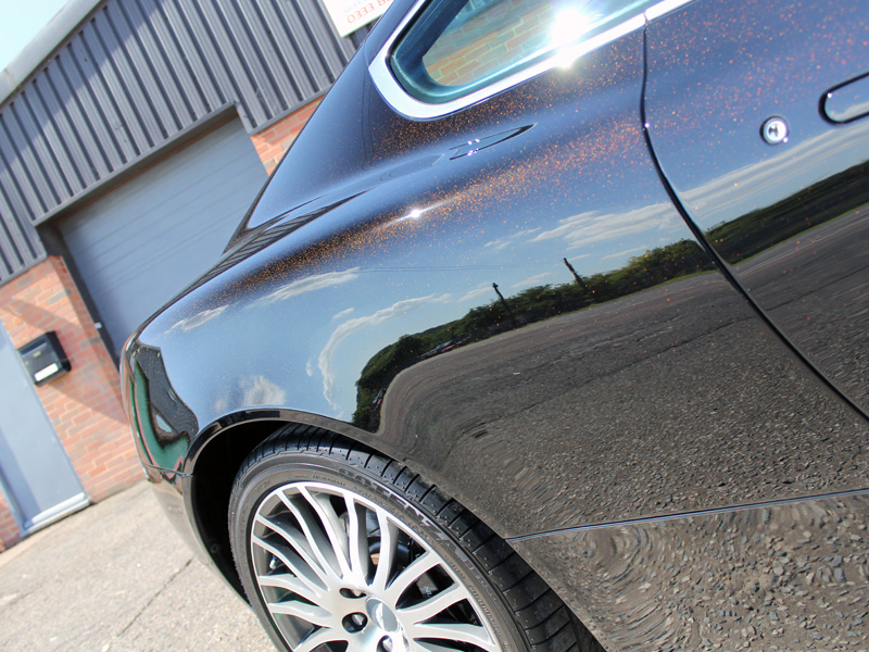 2009 Aston Martin DB9 V12 - Gloss Enhancement Treatment