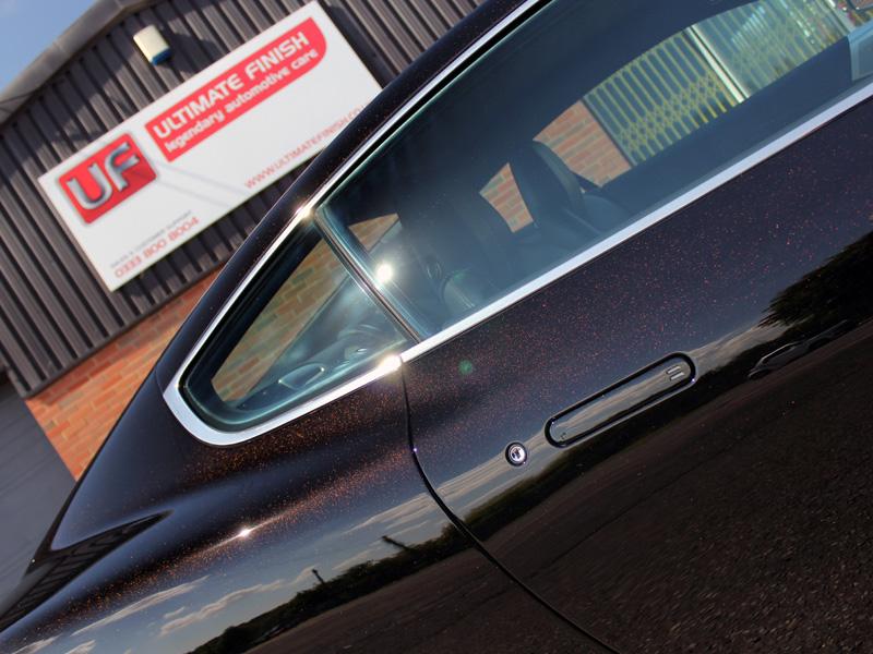 2009 Aston Martin DB9 V12 - Gloss Enhancement Treatment