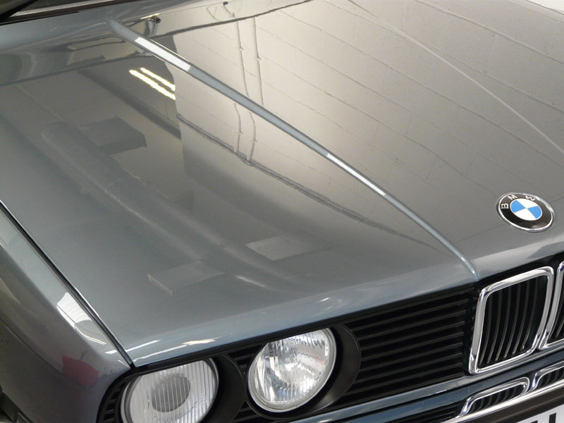 Range of glass coatings, waxes and sealants available at Ultimate Detailing Studio