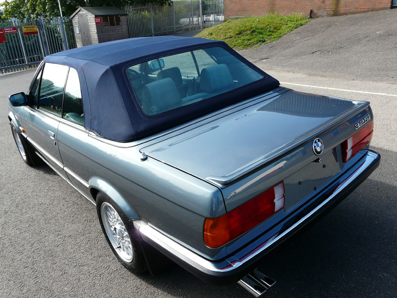 Full Paintwork Correction Treatment for BMW E30 325i at Ultimate Detailing Studio