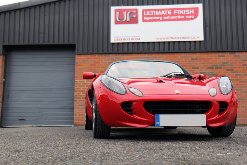 Lotus Elise S Gloss Enhancement Treatment