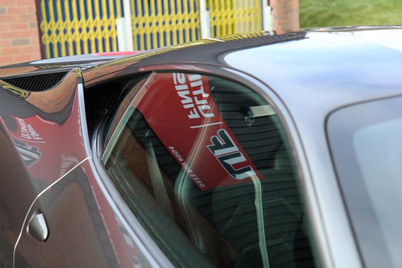Ferrari 458 Italia - Pre-Sale Protection Treatment
