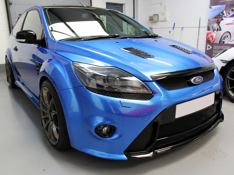 Ford Focus Mk2 RS Show Car Preparation