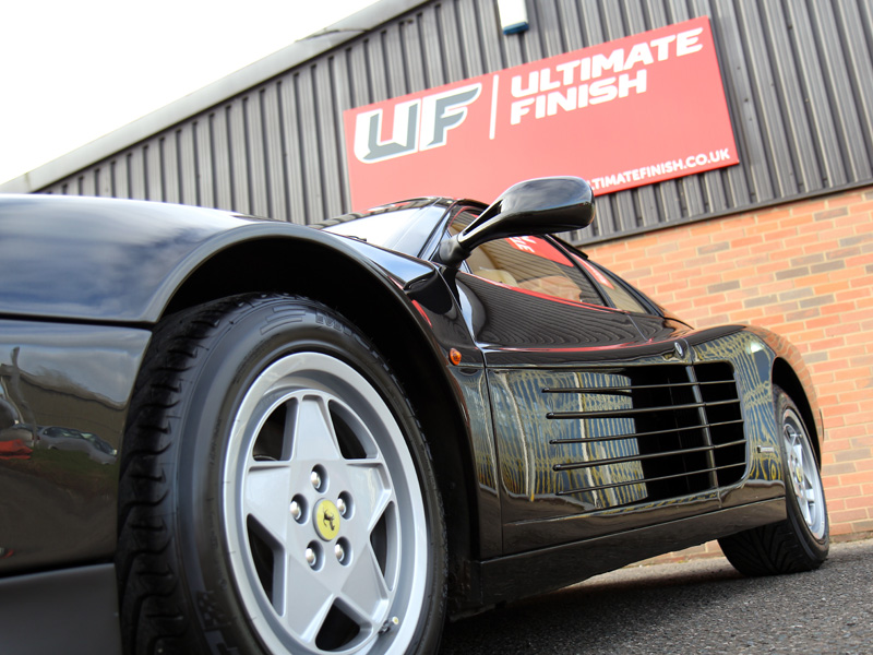 Ferrari Testarossa - Paint Correction Treatment