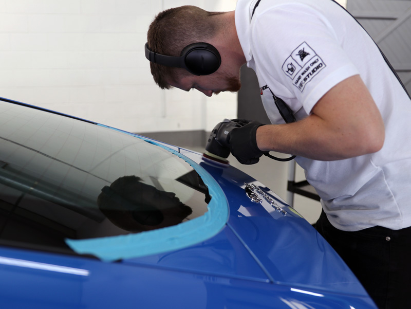 Jaguar F-Type British Design Edition - Gloss Enhancement Treatment