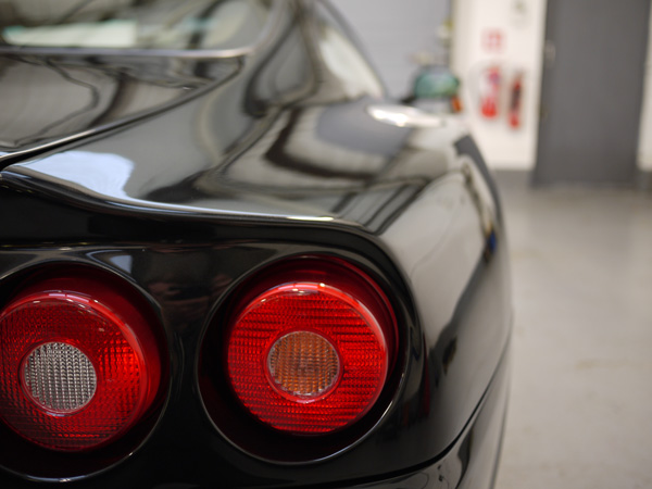 Ferrari 575M Maranello at the Ultimate Detailing Studio