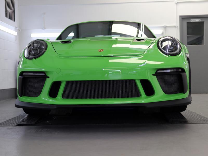 Porsche 911 991 GT3 RS Gen 2 - New Car Protection Treatment