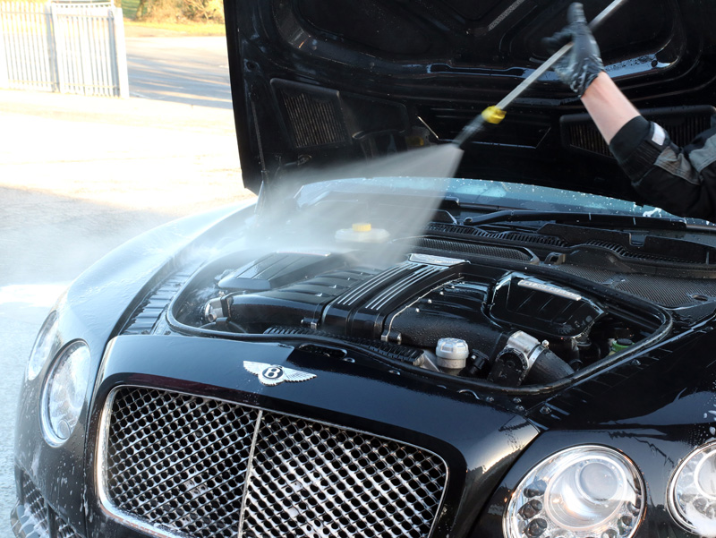 2013 Bentley Continental GTC Speed - Paint Correction Treatment