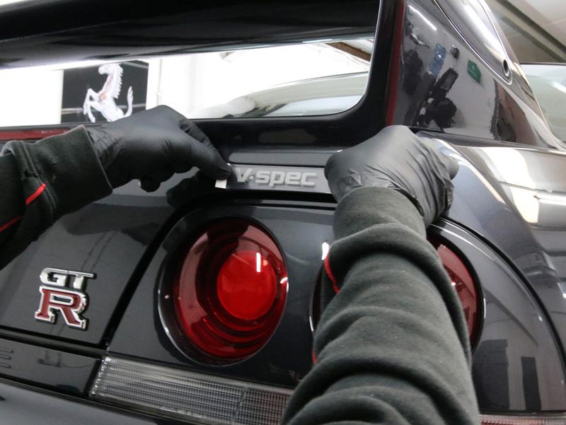 1995 Nissan Skyline GTR R33 V Spec   Paintwork Correction Treatment
