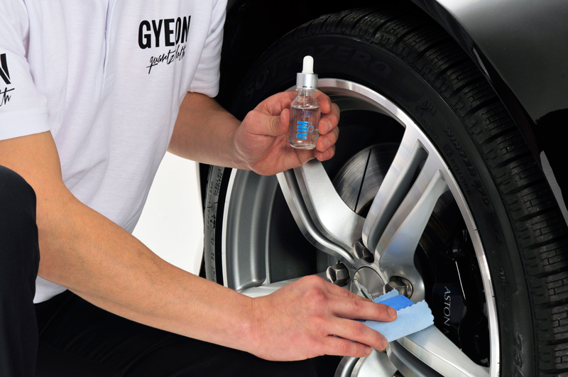 UF introduces GYEON - State of the Art Quartz Coatings