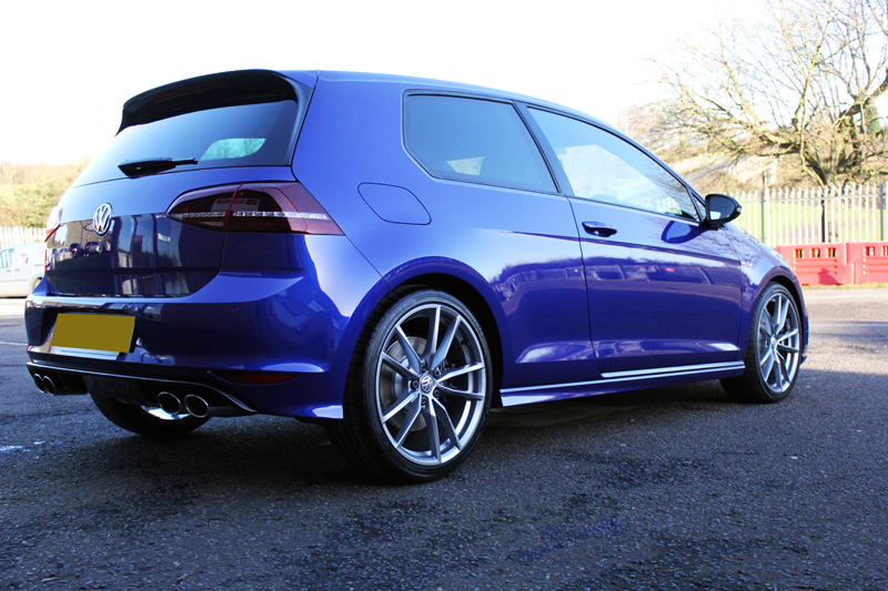 Golf R New Car Protection Treatment