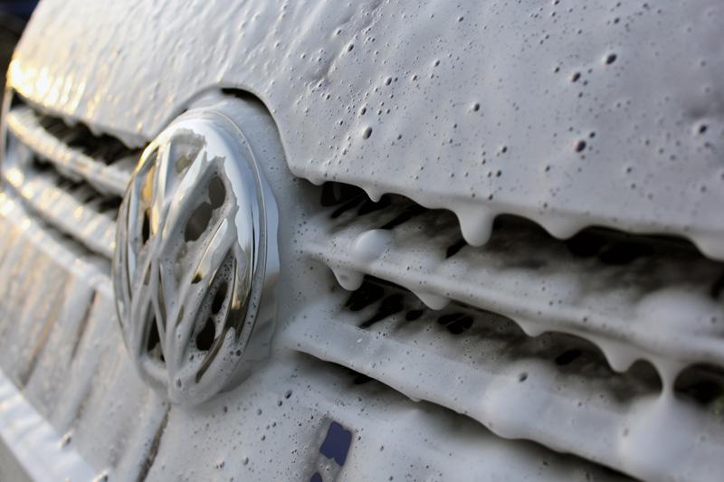 Golf R New Car Protection Treatment