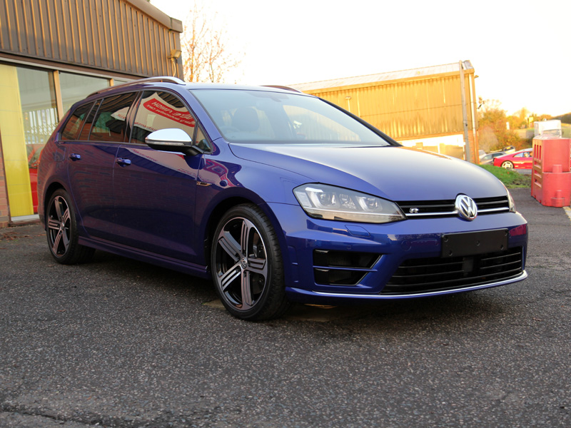 VW Golf R Estate Detailed For A Detailer