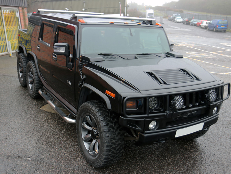 H6 Hummer - Gloss Enhancement Treatment