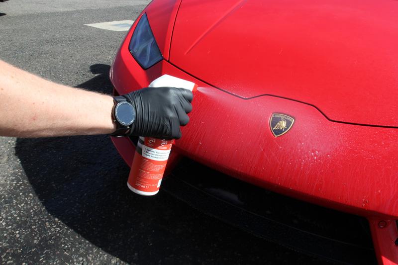 Lamborghini Huracan LP 580-2 - New Car Protection Treatment