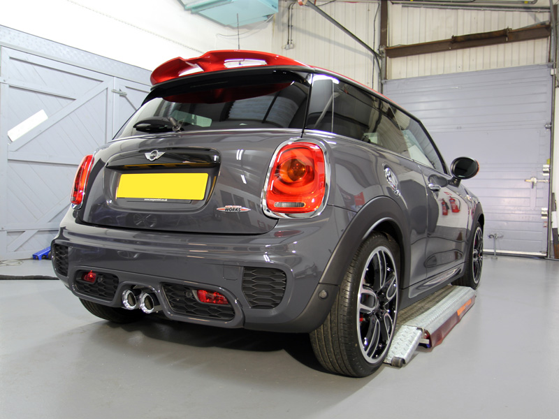 John Cooper Works Mini New Car Protection Treatment