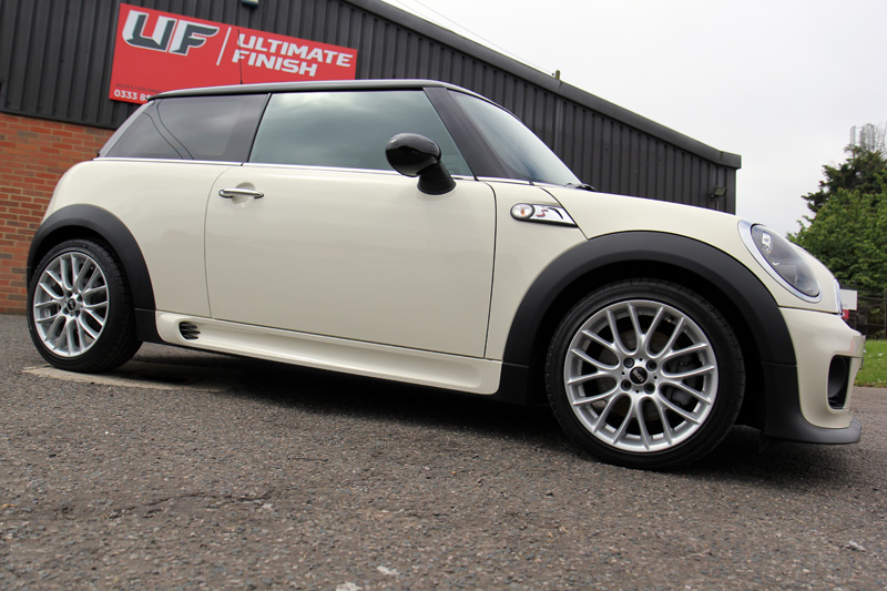Mini Cooper S - Gloss Enhancement Treatment