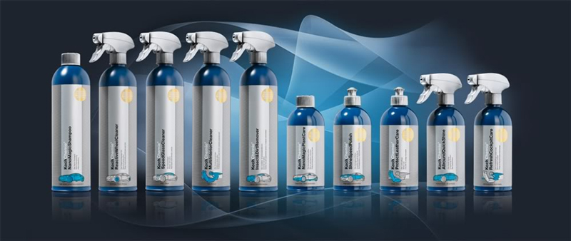 Koch-Chemie Consumer Product Range arrives at Ultimate Finish