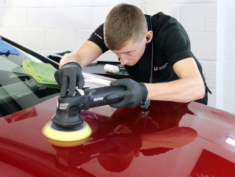 2017 Lexus LC 500 V8 Sport+ - New Car Protection Treatment