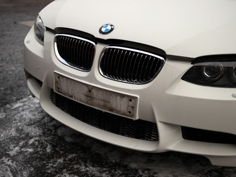 2008 BMW M3 (E92) V8 - Gloss Enhancement Treatment