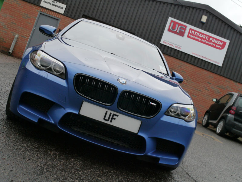 BMW M5 - New Car Protection Treatment