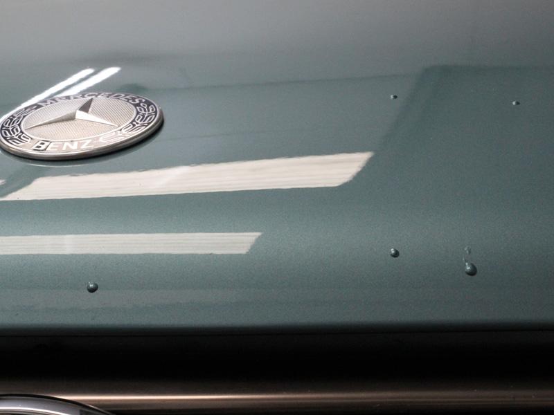 Mercedes-Benz SL320 - Gloss Enhancement Treatment