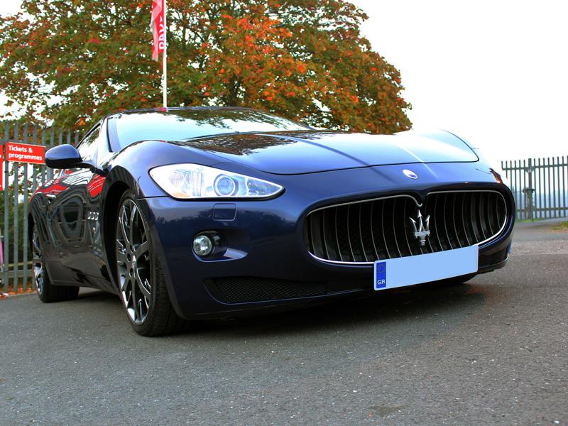 Maserati Gran Turismo V8