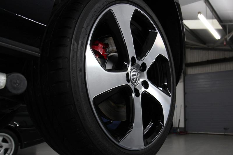 VW Golf GTi - New Car Protection Treatment