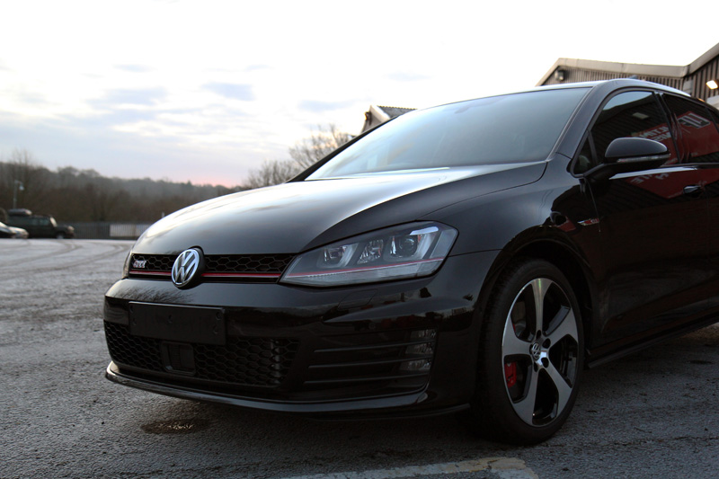 VW Golf GTi - New Car Protection Treatment