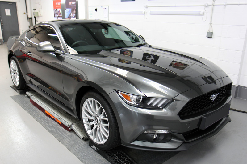 2017 Ford Mustang - New Car Protection Treatment