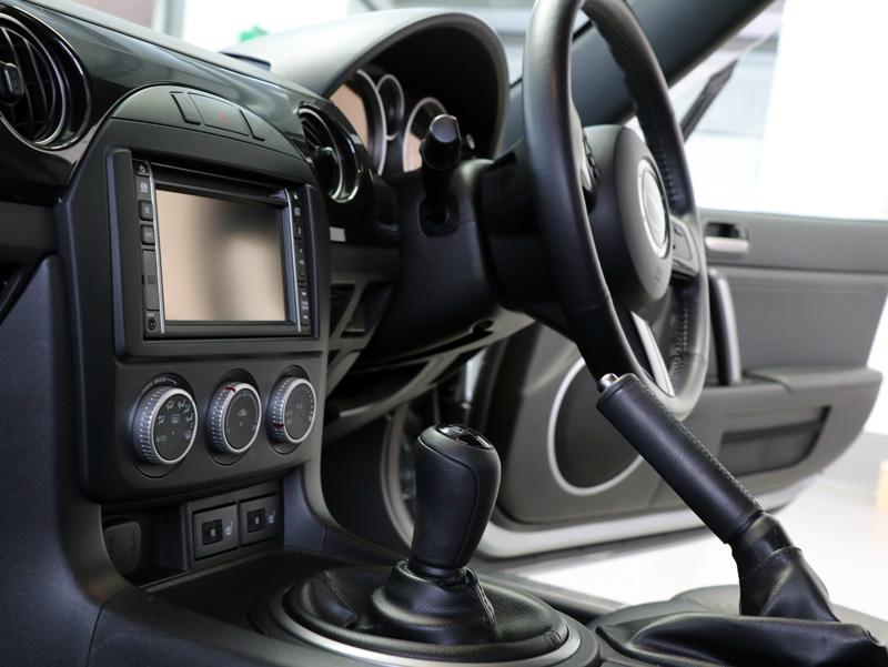 2013 Mazda MX-5 2L Sport Tech - Gloss Enhancement Treatment