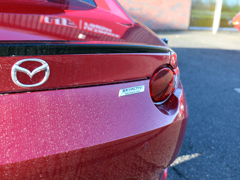 2018 Mazda MX5-RF - New Car Protection