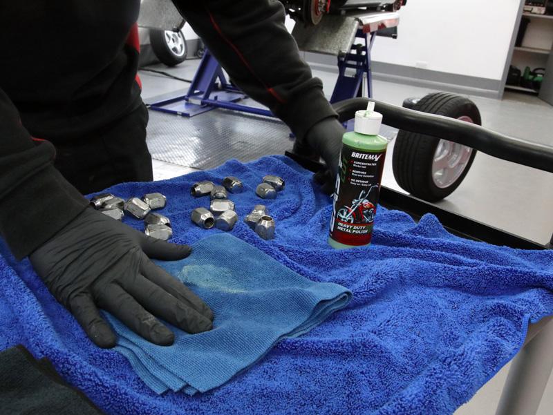 1991 Honda NSX - Paint Correction Treatment