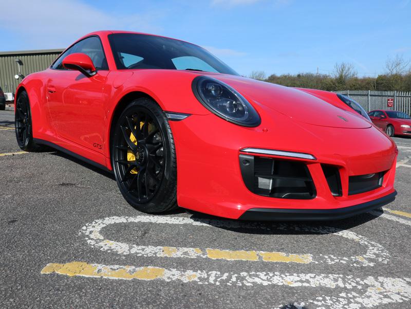 2018 Porsche 911 GTS - New Car Protection