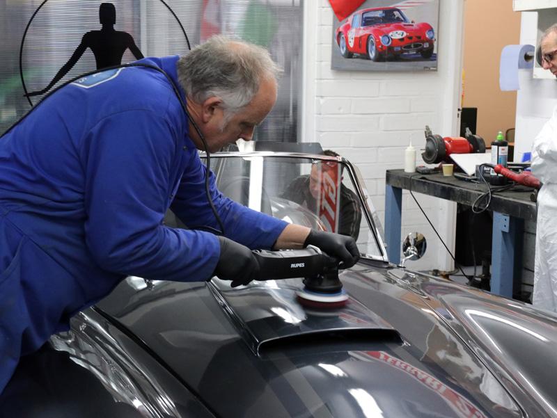 Polishing Perfection - A Training Day Visit To Pilgrim Motorsports