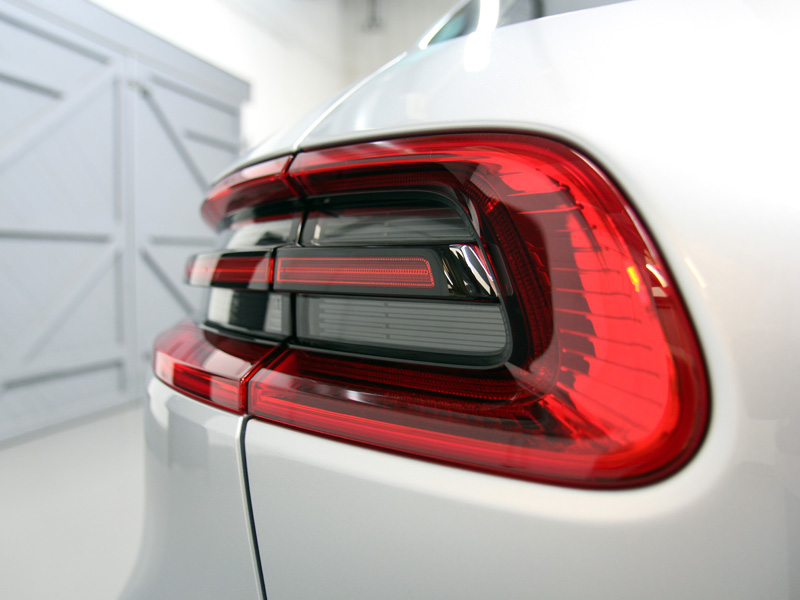 Porsche Macan Turbo New Car Protection Package