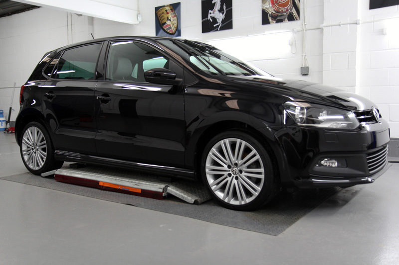 Volkswagen Polo BlueGT - Paint Correction Treatment