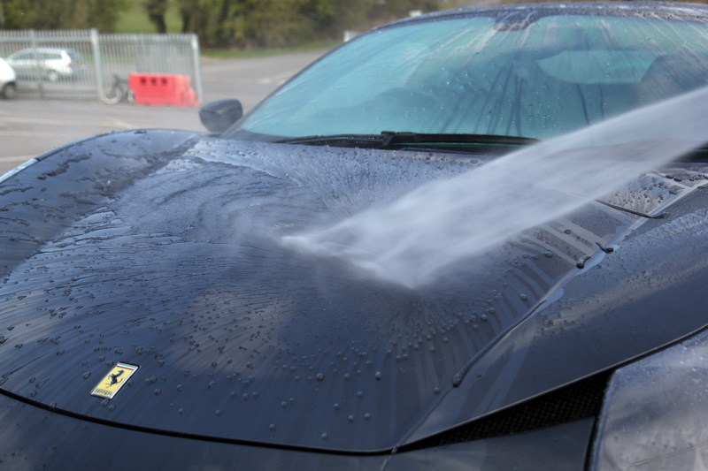 Post Wash Maintenance - Getting The Most From Your Nano-Coating
