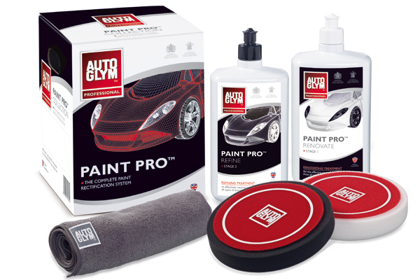 Autoglym Paint Pro System