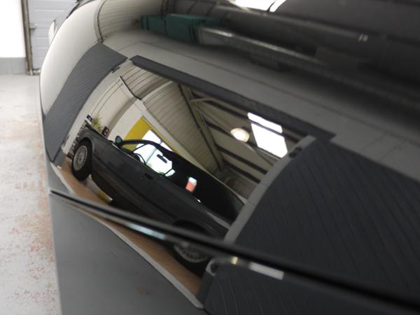 Swissvax Crystal Rock adds deep wet look shine to Porsche 997 Carrera S