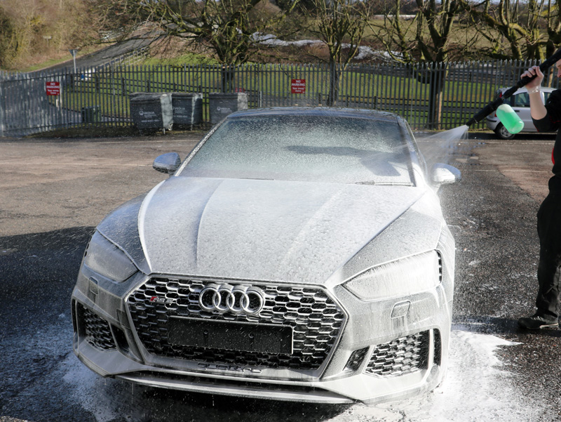 Audi RS 5 Quattro Coupe - New Car Protection