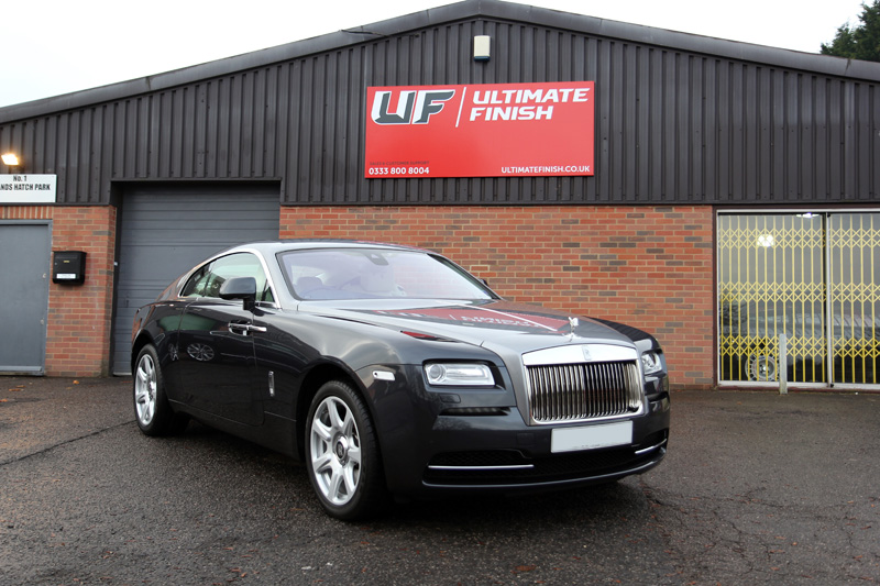 Rolls Royce Wraith - Gloss Enhancement Treatment