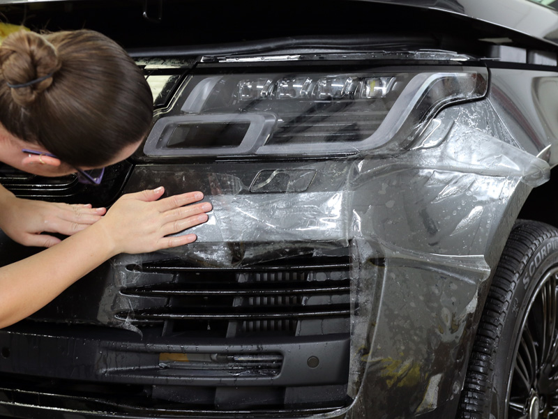 Range Rover SDV8 Autobiography - New Car Protection Package
